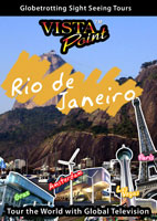 Vista Point RIO DE JANEIRO Brazil DVD Global Televsion | Movies and Videos | Special Interest