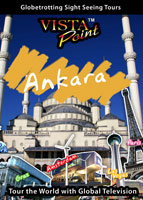 Vista Point ANKARA Turkey DVD Global Television | Movies and Videos | Special Interest
