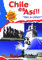Chile Es Asi This Is Chile DVD Videostar | Movies and Videos | Special Interest