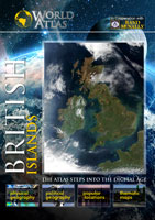 The World Atlas British Islands DVD Vision Films | Movies and Videos | Special Interest