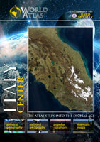 The World Atlas Italy Center DVD Vision Films | Movies and Videos | Special Interest