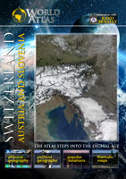 The World Atlas Switzerland, Austria and Slovenia DVD Vision Films | Movies and Videos | Special Interest