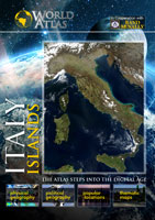 The World Atlas Italy Islands DVD Vision Films | Movies and Videos | Special Interest