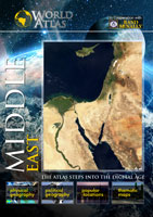 The World Atlas Middle East DVD Vision Films | Movies and Videos | Special Interest