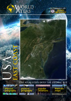 The World Atlas USA East Coast DVD Vision Films | Movies and Videos | Special Interest