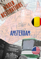 World Destinations Amsterdam DVD Video House International | Movies and Videos | Special Interest