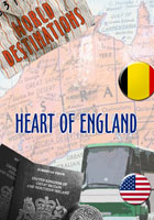 world destinations heart of england dvd video house international