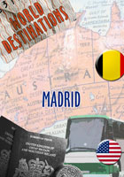 World Destinations Madrid DVD Video House International | Movies and Videos | Special Interest