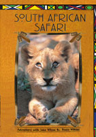 South African Safari DVD Wilson & Wilkins Productions Far & Wide Productions | Movies and Videos | Special Interest