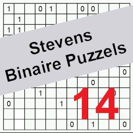 binaire puzzels 14
