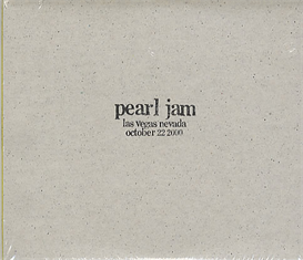 pearl jam las vegas, nevada (live) - 10/22/00 (2001) (epic records) (29 tracks) 320 kbps mp3 album