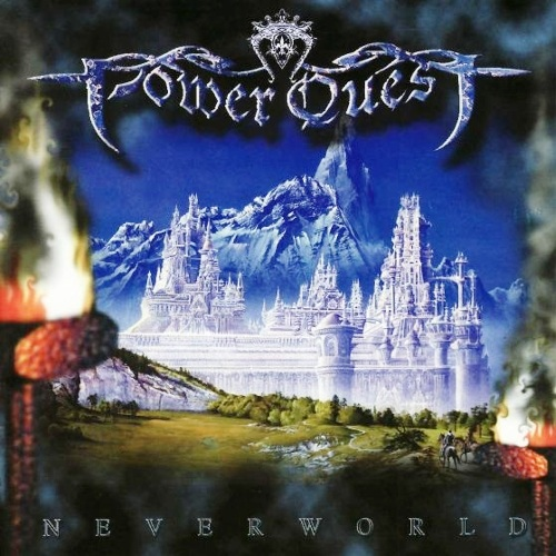 First Additional product image for - POWER QUEST Neverworld (2006) (RMST) (MAJESTIC ROCK RECORDS) (9 TRACKS) 320 Kbps MP3 ALBUM