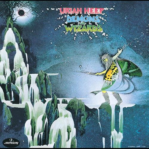 First Additional product image for - URIAH HEEP Demons And Wizards (1972) (POLYGRAM RECORDS) (8 TRACKS) 320 Kbps MP3 ALBUM
