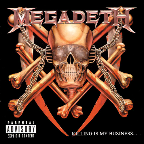 First Additional product image for - MEGADETH Killing Is My Business... And Business Is Good! (2002) (RMST) (RELATIVITY RECORDS) (11 TRACKS) 320 Kbps MP3 ALBUM