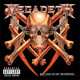 MEGADETH Killing Is My Business... And Business Is Good! (2002) (RMST) (RELATIVITY RECORDS) (11 TRACKS) 320 Kbps MP3 ALBUM | Music | Rock