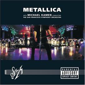 METALLICA S&M (1999) (ELEKTRA) (21 TRACKS) 128 Kbps MP3 ALBUM | Music | Rock