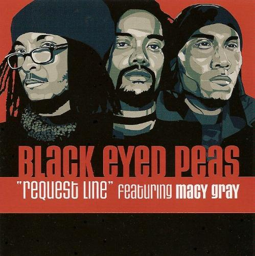 First Additional product image for - BLACK EYED PEAS Request + Line (2001) (INTERSCOPE RECORDS) (4 TRACKS) 320 Kbps MP3 SINGLE