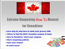 extreme couponing manual for canadians