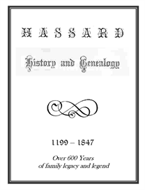 Hassard Family History and Genealogy | eBooks | History