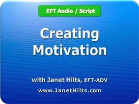 Creating Motivation Tapping Audio