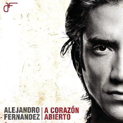 First Additional product image for - ALEJANDRO FERNANDEZ A Corazon Abierto (2004) (SONY U.S. LATIN) (13 TRACKS) 320 Kbps MP3 ALBUM