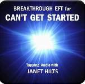 Breakthrough EFT for Get Started Now | Audio Books | Self-help