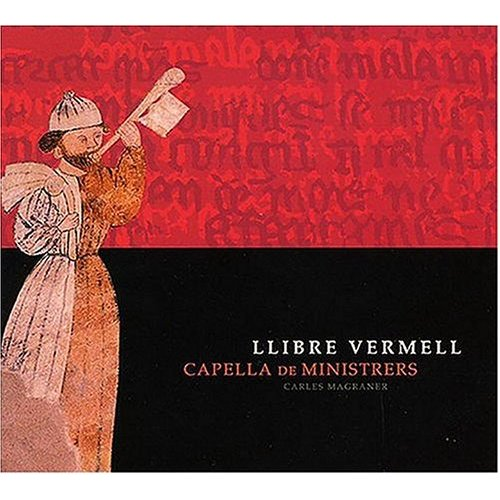 First Additional product image for - CAPELLA DE MINISTRERS Llibre Vermell (2004) (LICANUS) (12 TRACKS) 320 Kbps MP3 ALBUM