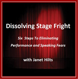 Dissolving Stage Fright Workshop In A Box | Audio Books | Self-help