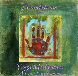 Foundations of Yoga Meditation PDF Intro | Documents and Forms | Manuals