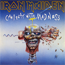 IRON MAIDEN Can I Play With Madness (1988) (CAPITOL RECORDS) (3 TRACKS) 320 Kbps MP3 SINGLE | Music | Rock