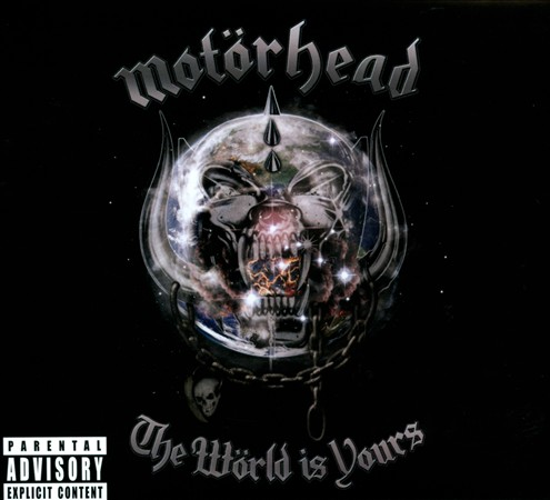 First Additional product image for - MOTORHEAD The World Is Yours (2010) (UDR RECORDS) (10 TRACKS) 320 Kbps MP3 ALBUM