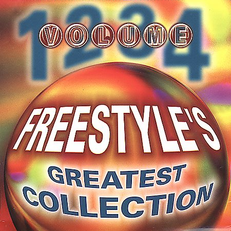 First Additional product image for - FREESTYLE'S GREATEST COLLECTION Vol. 1-4 (1997) (SPG RECORDS) (54 TRACKS) 320 Kbps MP3 ALBUM