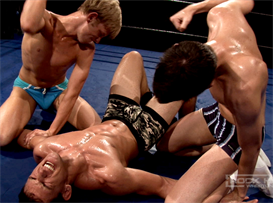 0702-Cody Nelson vs Jeff Hollister & Chris Cox | Movies and Videos | Special Interest