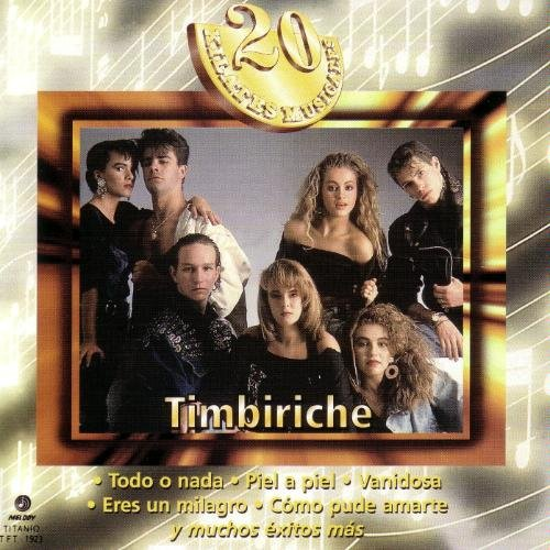 First Additional product image for - TIMBIRICHE 20 Kilates Musicales (1996) (FONOVISA) (20 TRACKS) 320 Kbps MP3 ALBUM