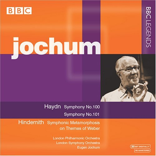 First Additional product image for - EUGEN JOCHUM Haydn: Symphonies (2006) (BBC LEGENDS) (12 TRACKS) 320 Kbps MP3 ALBUM