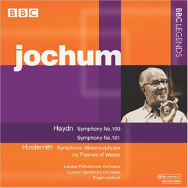 EUGEN JOCHUM Haydn: Symphonies (2006) (BBC LEGENDS) (12 TRACKS) 320 Kbps MP3 ALBUM | Music | Classical