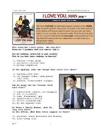 i love you, man,  whole-movie english (esl) lesson