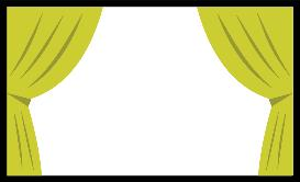 Curtain Border - eps | Other Files | Clip Art