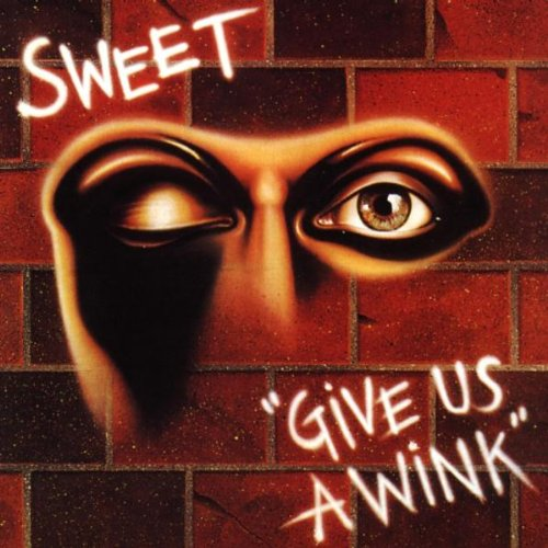First Additional product image for - SWEET Give Us A Wink (1976) (CAPITOL RECORDS) (8 TRACKS) 128 Kbps MP3 ALBUM