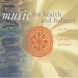 MUSIC FOR HEALTH AND BALANCE Various Artists (1999) (THE RELAXATION COMPANY) (15 TRACKS) 320 Kbps MP3 ALBUM | Music | New Age