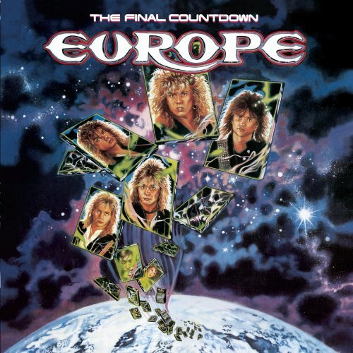First Additional product image for - EUROPE The Final Countdown (2001) (RMST) (SONY MUSIC ENTERTAINMENT) (13 TRACKS) 320 Kbps MP3 ALBUM