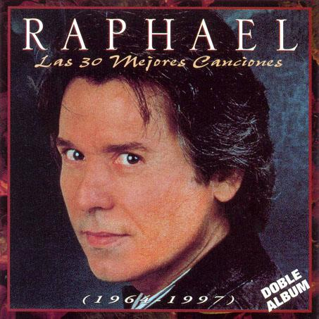 First Additional product image for - RAPHAEL Las 30 Mejores Canciones (1964-1997) (SONY U.S. LATIN) (30 TRACKS) 320 Kbps MP3 ALBUM
