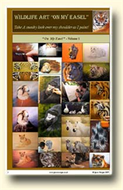 on my easel 1 affiliate | eBooks | Arts and Crafts