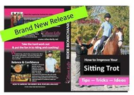 sitting trot: world's best tips from colleen kelly
