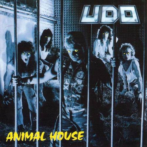First Additional product image for - U.D.O. (ACCEPT) Animal House (1987) (NUCLEAR BLAST) (11 TRACKS) 320 Kbps MP3 ALBUM