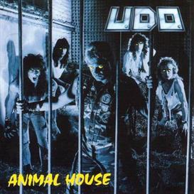 U.D.O. (ACCEPT) Animal House (1987) (NUCLEAR BLAST) (11 TRACKS) 320 Kbps MP3 ALBUM | Music | Rock