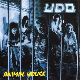 UDO (ACCEPT) Animal House (1987) (NUCLEAR BLAST) (11 TRACKS) 320 Kbps MP3 ALBUM | Music | Rock