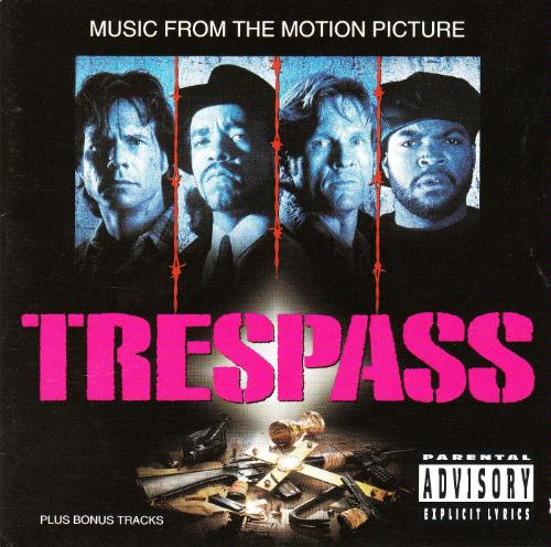 First Additional product image for - TRESPASS Music From The Motion Picture (1992) (SIRE RECORDS) (12 TRACKS) 320 Kbps MP3 ALBUM