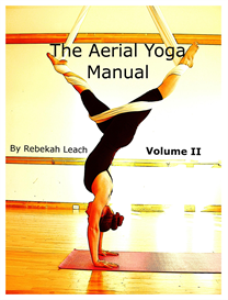 Aerial Yoga Manual VOL 2 | eBooks | Entertainment