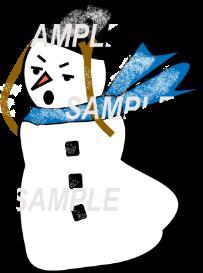 snowman 2 clipart download
